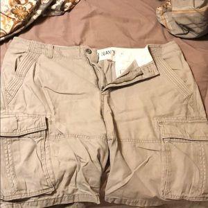 Old navy cargo shorts brand new!